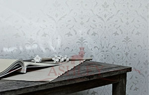 roommate_61634_tin-romance_table-flowers Hohenberger Roommate Флизелиновые обои Германия