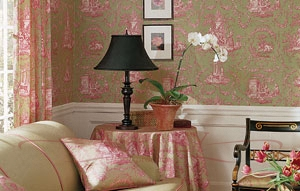 spt_roomset_550 Thibaut Historic Homes of America VII Бумажные обои Америка