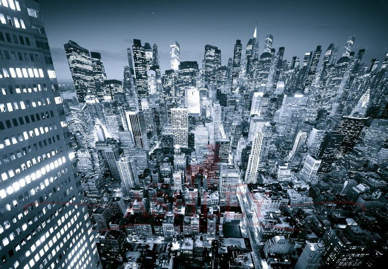 фотообои города мира: