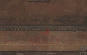 Luggage_Leather Andrew Martin Engineer Бумажные обои Англия