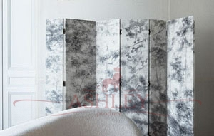 Brouissement_3438 De Gournay Custom projects Бумажные обои Англия