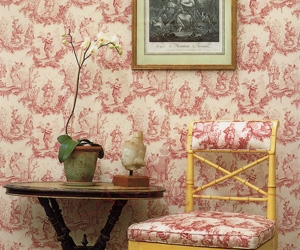 CHINESE_TOILE Lewis & Wood Wallpapers Бумажные обои Англия