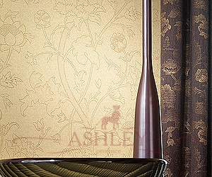 Cray Wallpaper Detail Lr Morris and Co Art of Decoration IV Бумажные обои Англия