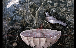 1290-Fountain-with-birds-250-232_5 Rafael Rafael_3 Фотообои Германия